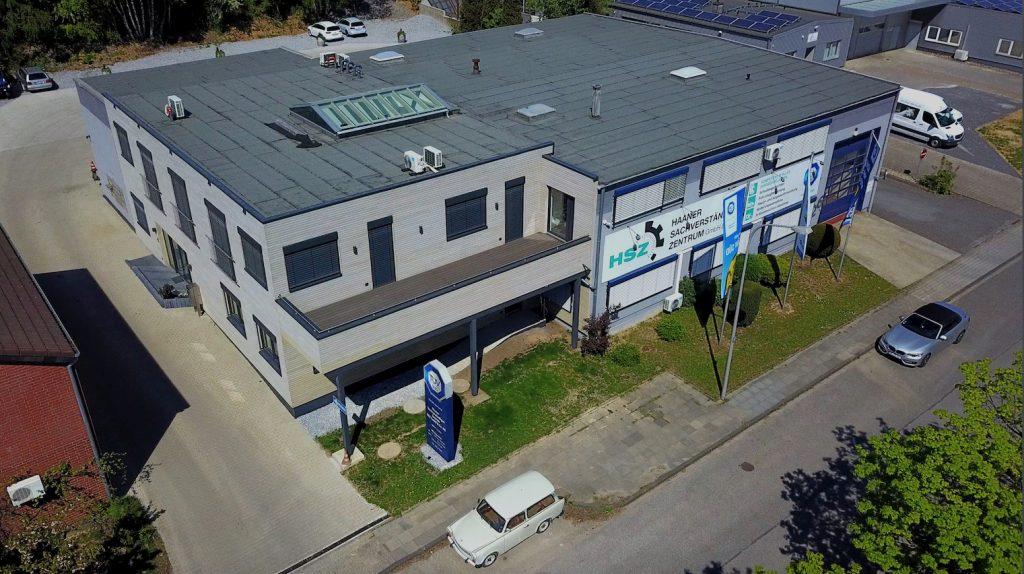HSZ Luftaufnahme